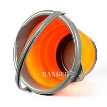 Ведро силиконовое складное Ranger 5 Л (Ар. RA 8854), фото 3