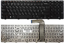 Клавіатура для ноутбука Dell Inspiron 5720, 7720, N7110; Vostro - 3750; XPS L702X RU, чорна нова