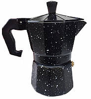 Гейзерна кавоварка R16591, чорна