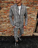 Спортивный костюм Джентельмен Серый, фото 1