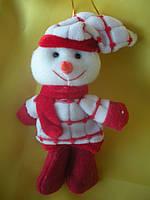 Снеговик, ёлочное (новогоднее) украшение