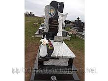 Пам'ятник надгробний Елітний одинарний Ангел Е8003/3