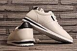 Кроссовки женские Wei Wei. Белые кожаные кеды. Слипоны. Кросы в стиле Adidas., фото 3