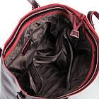 Сумка кожаная женская Alex Rai Red-wine, фото 3
