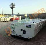 Дизельный генератор в кожухе Katana KD 110 EA3, фото 3