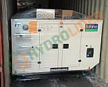 Дизельный генератор в кожухе Katana KD 110 EA3, фото 4