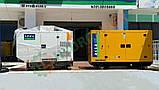 Дизельный генератор в кожухе Katana KD 110 EA3, фото 7