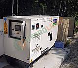 Дизельный генератор в кожухе Katana KD 110 EA3, фото 8