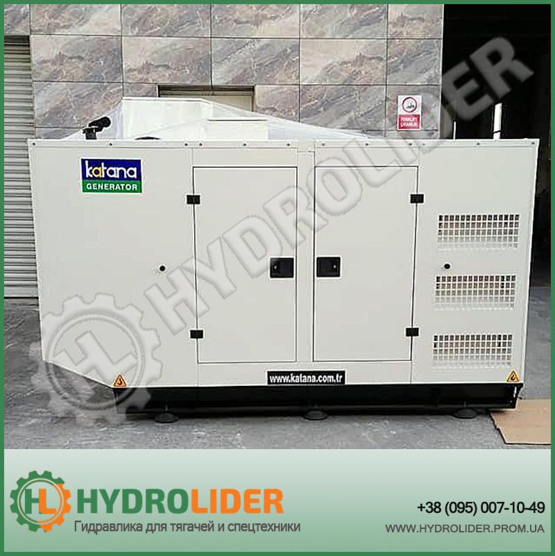 Дизельный генератор в кожухе Katana KD 110 EA3