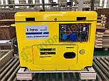 Дизельный генератор в кожухе Katana KD 110 EA3, фото 9
