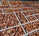 Листовая панель ПВХ на стену Регул, Камень (Пиленый Коричневый), фото 4