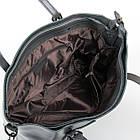 Сумка кожаная женская Alex Rai Grey, фото 3