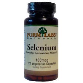 Селен Form Labs Selenium 100mcg (120 таб) форм лабс селениум