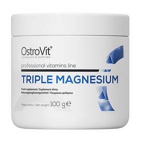 Магній OstroVit Triple Magnesium (100 г) островит