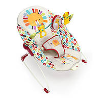 Шезлонг  Bright Starts Playful Pinwheels Bouncer