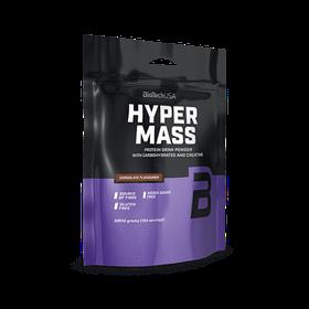 Гейнер для набора массы BioTech Hyper Mass (6,8 кг) биотеч гипер масс Клубника