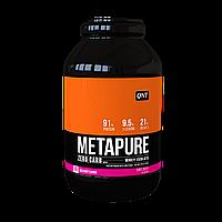 Сывороточный протеин изолят QNT Metapure ZC Isolate (400 g) кюнт red candy