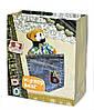 Подарочные пакеты детские Мишки 21х18х9 см