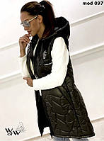 Жилетка женская осень-весна № 097строг, жилетки оптом и розницу женские, куртки