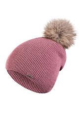 Красивая шапка с меховым помпоном от Kamea - Jesse., фото 3