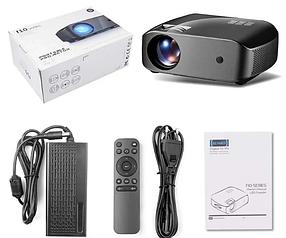 Мультимедійний проектор F10 WIFI
