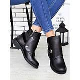 Женские осенние ботинки натуральная кожа, фото 2