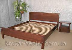 """Кровать """"ПАДИНИ""""   """"ПАДИНИ - 2"""". Массив - сосна, ольха, дуб."""