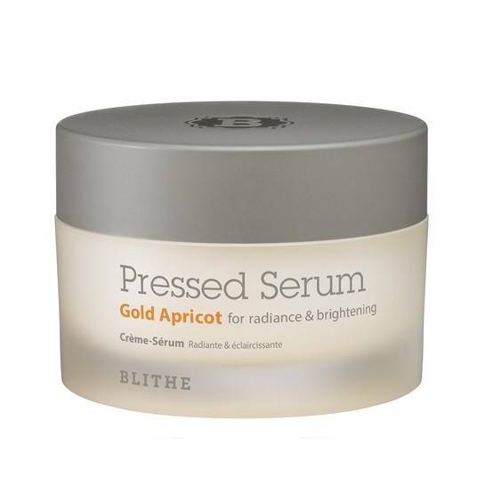 Сыворотка-крем с экстрактом абрикоса Blithe Pressed Serum Gold Apricot, 50 мл