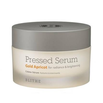 Сыворотка-крем с экстрактом абрикоса Blithe Pressed Serum Gold Apricot, 50 мл, фото 2