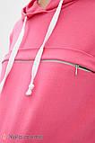 Базовый свитшот-худи для беременных и кормящих JILL SW-30.011, фото 5