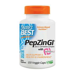 Цинк Doctor's s BEST PepZinGl (120 кап) доктор бест