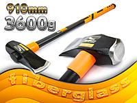 Колун POWERMAT 3,6 кг PM-AX-3600/910 (Польша)