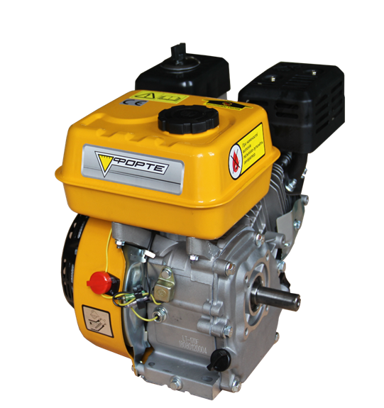 Двигатель бензиновый Forte F210GT-25 (7 л.с., шлиц, вал 25 мм)