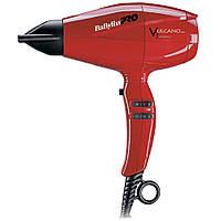 Фен ручної BaByliss VULCANO V3 Ionic 2200W, RED