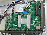 Плати від LЕD TV KIVI 50UK30G по блоках (матриця розбита)., фото 4