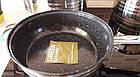 Набор кастрюль SwissHaus 6 шт (12 предметов) с многослойным дном из нержавеющей стали, набор кухонной посуды, фото 6