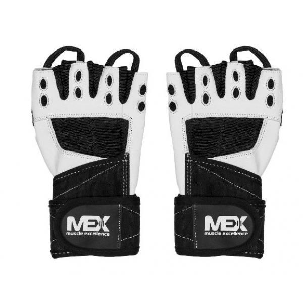 Перчатки для фитнеса MEX Nutrition Mex Addict (размер S) мекс нутришн Black