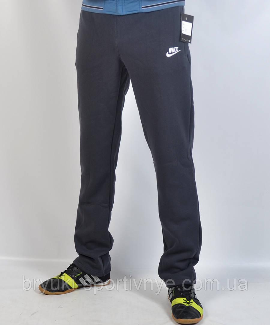 Штаны спортивные тёплые мужские Nike 52 - 58