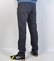 Штаны спортивные тёплые мужские Nike 52 - 58, фото 3