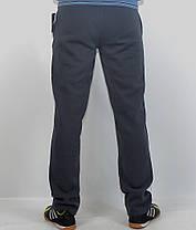 Штаны спортивные тёплые мужские Nike 52 - 58, фото 2