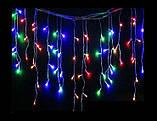 Гирлянда светодиодная LTL Sople занавес 100 led длина 3.2 метра разноцветная RGB, фото 3