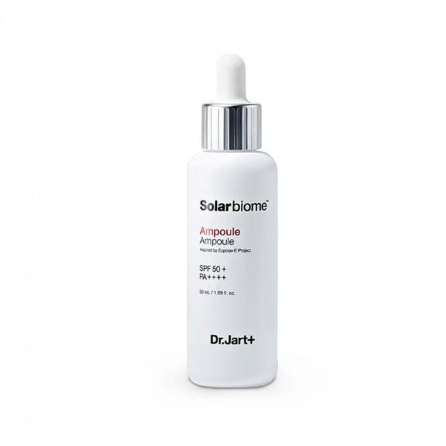 Сыворотка с функцией защиты кожи от УФ-лучей Dr. Jart Solarbiome Ampoule SPF50+ PA++++, 50 мл