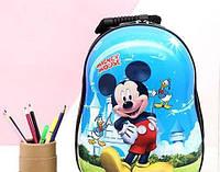Рюкзак детский школьный с принтами героев мультиков