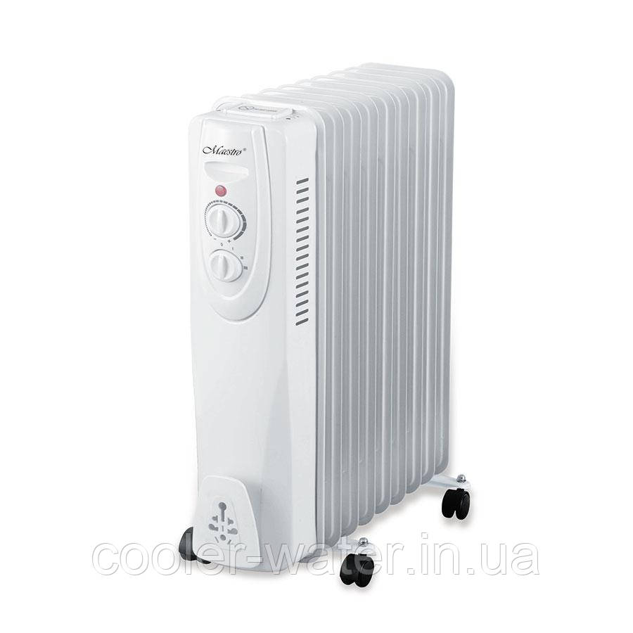 Масляний радіатор (обігрівач) Maestro MR-950-9