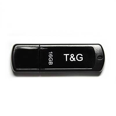 Флеш-накопичувач USB3.0 16GB T&G 011 Classic Series Black (TG011-16GB3BK), фото 2