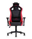 Геймерское кресло Hexter (Хекстер) PRO R4D TILT MB70 01 black/red, фото 2