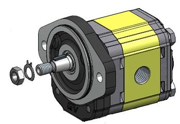 Специальный мотор под сеялки Vivoil 7M4331002 АНАЛОГ Kinze 731352