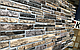 Листовая панель ПВХ на стену Регул, Камень (Пластушка Коричневая), фото 9