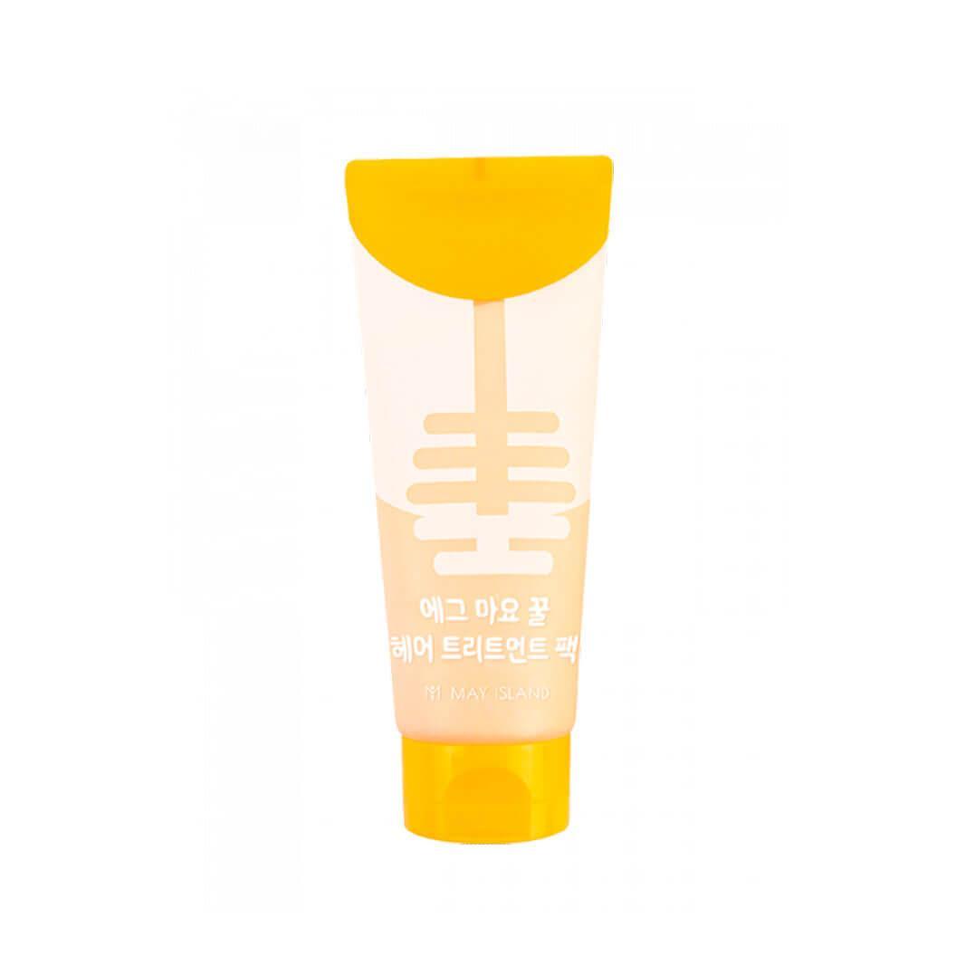 Восстанавливающая маска для волос May Island Egg Mayonnaise Honey Hair Treatment Pack 200 мл (8809515400167)