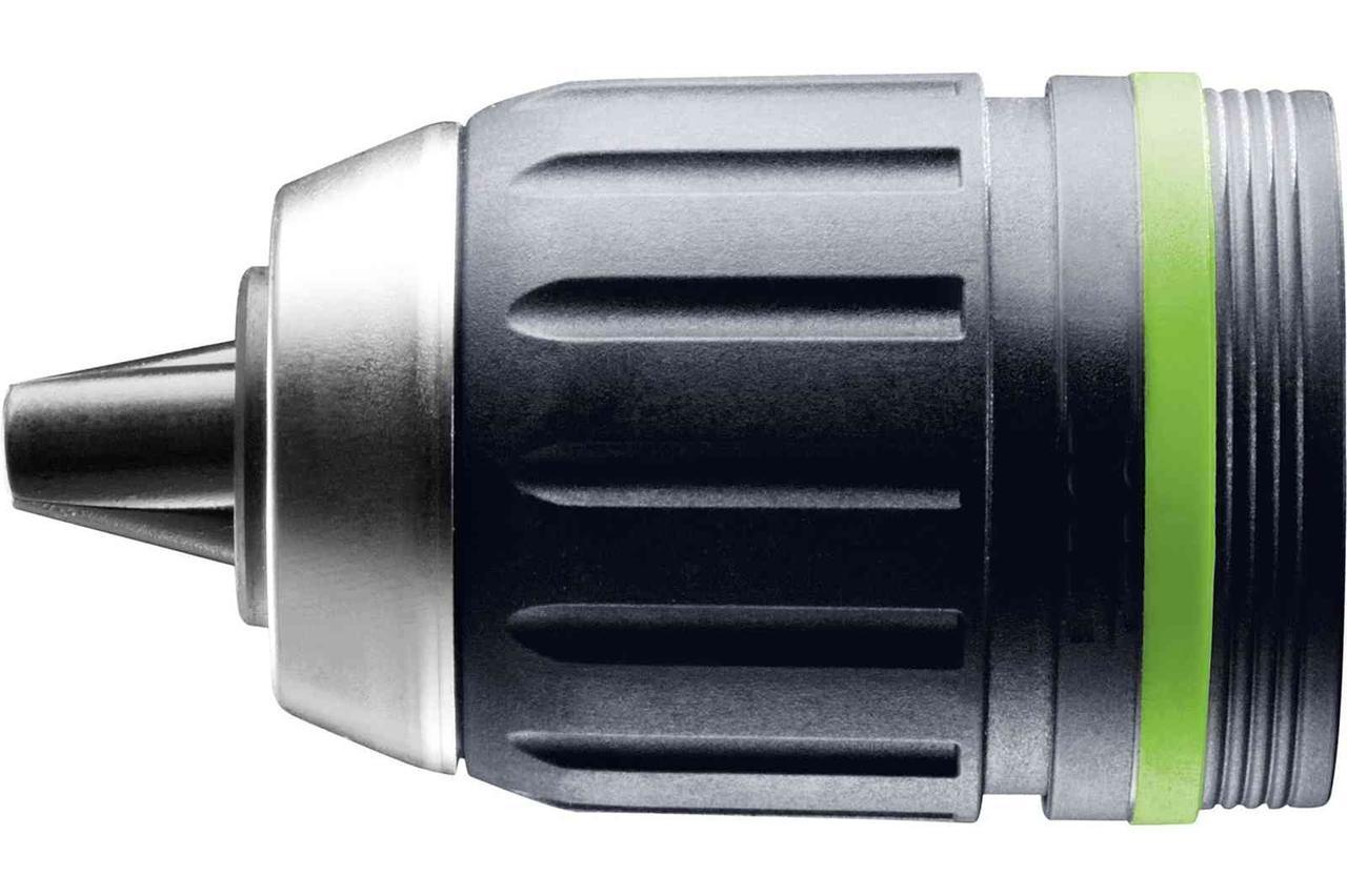 Швидкозатискний цанговий патрон Festool KC 13-1/2-K-FFP